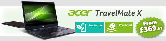 Acer Travelmate X