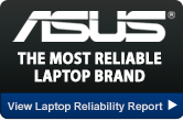 ASUS top of reliability Survey, click to read the full report