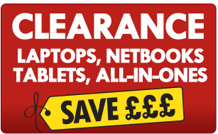 Clearance Laptops