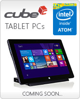 Cube Tablets