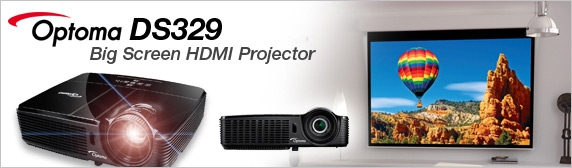 Optoma DS329 3D Ready Projector