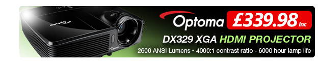 Optoma DX329