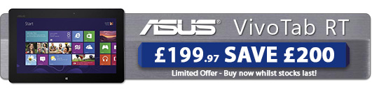 Asus VivoTab Offer