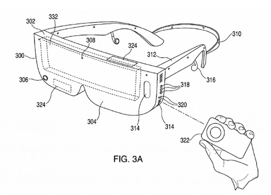 Apple Moving into Virtual Reality?